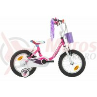 Bicicleta copii Sprint Alice 14 x 9.5 roz