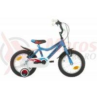 Bicicleta copii Sprint Robix 14 x 9.5 albastru