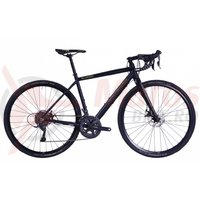 Bicicleta Corratec Allroad A2 albastru/galben neon/negru