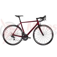 Bicicleta Corratec CCT Team 105 Burgundy / Black