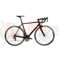 Bicicleta Corratec CCT Team Ultegra Ltd carbon mat/galben neon