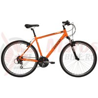 Bicicleta Creon Dover Cross 28 portocalie