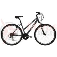 Bicicleta Creon Tampa Cross 28-gri