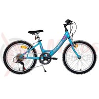 Bicicleta Cross Alissa 20' junior turcoaz 2019