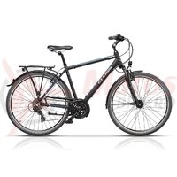 Bicicleta Cross Areal Man Trekking 28
