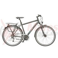 Bicicleta Cross Avalon Man Trekking 28 inch negru 2015