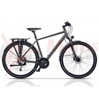 Bicicleta Cross Legend man- 28'' trekking