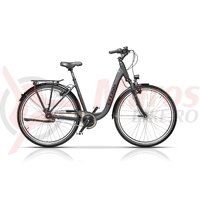 Bicicleta Cross Prolog XXL City Lady 28
