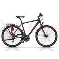 Bicicleta Cross Quest Man Trekking 28