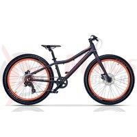 Bicicleta Cross Rebel girl 24