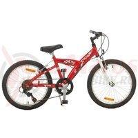 Bicicleta Cross Rocky 20 inch rosie 2015