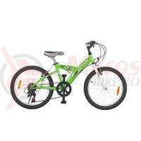 Bicicleta Cross Rocky 20 inch verde