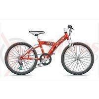Bicicleta Cross Rocky 24 inch rosu