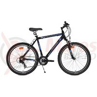Bicicleta Cross Romero 26 inch negru/albastru
