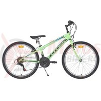 Bicicleta Cross Speedster otel 26'' junior verde