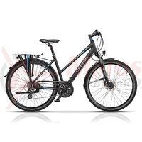 Bicicleta Cross Travel Lady Trekking 28