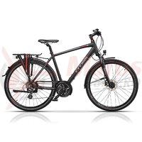 Bicicleta Cross Travel Man Trekking 28