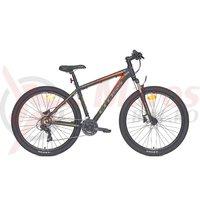 Bicicleta Cross Viper HDB 27.5 negru/rosu 2018