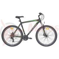 Bicicleta Cross VIPER MDB 27.5 negru/verde