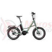 Bicicleta Cube 20' Compact Hybrid Green/Green 2021