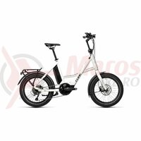Bicicleta Cube 20' Compact Sport Hybrid White/Black 2021