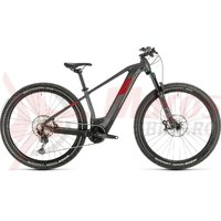 Bicicleta Cube Acces Hybrid SLT 625 29 iridium/deepred 2020