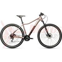 Bicicleta Cube Acces WS EAZ Blushmetallic/Grey 27.5' 2021