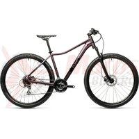 Bicicleta Cube Acces WS EAZ Smokylilac/Black 27.5