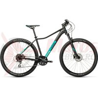 Bicicleta Cube Acces WS EXC Black/Blue 27.5' 2021