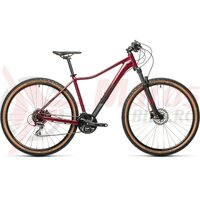 Bicicleta Cube Acces WS EXC Darkberry/Black 27.5' 2021