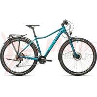 Bicicleta Cube Acces WS Pro Allroad Stoneblue/Blue 29' 2021