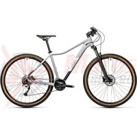 Bicicleta Cube Acces WS Pro Grey/White 27.5' 2021