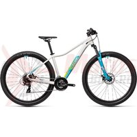 Bicicleta Cube Acces WS White Blue 27.5' 2021
