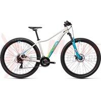 Bicicleta Cube Acces WS White Blue 29