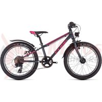 Bicicleta Cube Access 200 Allroad Girl Grey/Blue/Pink 2020