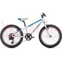 Bicicleta Cube Access 200 White/Blue/Pink 2019