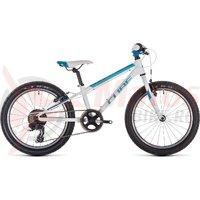 Bicicleta Cube Access 200 White/Blue/Pink 2020