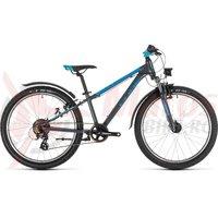 Bicicleta Cube Access 240 Allroad Grey/Blue/Pink 2019