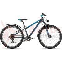 Bicicleta Cube Access 240 Allroad Grey/Blue/Pink 2020