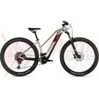 Bicicleta Cube Access Hybrid Ex 500 29' Trapeze titan/berry 2020