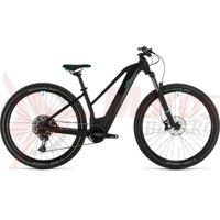 Bicicleta Cube access Hybrid EX 625 29' Trapeze black/aqua 2020