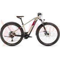Bicicleta Cube Access Hybrid EX 625 Allroad 29 titan/berry 2020
