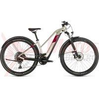 Bicicleta Cube Access Hybrid EX 625 Allroad 29 Trapeze titan/berry 2020