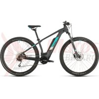 Bicicleta Cube Access Hybrid One 500 29' grey/aqua 2020