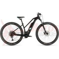 Bicicleta Cube Access Hybrid Pro 500 Trapeze 27.5' black/mint 2020