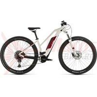 Bicicleta Cube Access Hybrid Pro 500 Trapeze 27.5' white/berry 2020