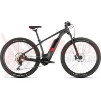Bicicleta Cube Access Hybrid Race 500 27.5' iridium/red 2020