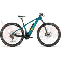 Bicicleta Cube Access Hybrid Race 500 29' pinetree/lime 2020