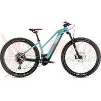 Bicicleta Cube Access Hybrid SL 625 29' Trapeze blue/coral 2020