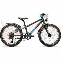 Bicicleta Cube Acid 200 Allroad Black Mint 20' 2021